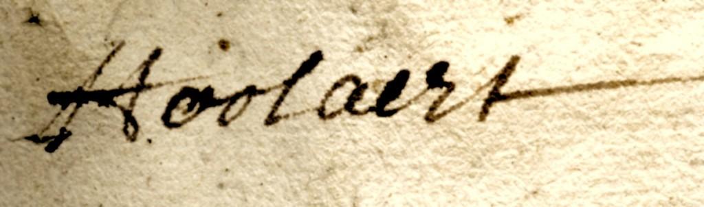Hoolaert, een oude schrijfwijze