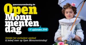 Banner Open Monumentendag 2016